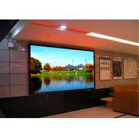 Wholesale Large Full Color 1R1G1B p6 LED Video Wall displays for Company Culture from china suppliers
