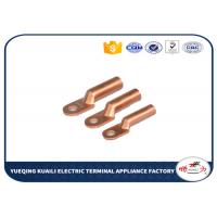 Wholesale DT Series Spade Ferrule Connector Insulated Terminal Lugs Copper Tube from china suppliers