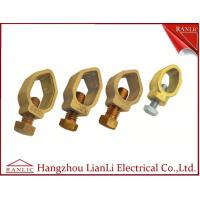 China Bronze Earthing Rod to Cable G Clamp 9mm 12mm 14mm 15mm of Thread Rod on sale