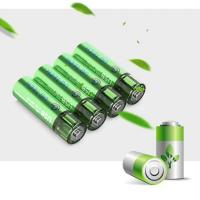 Wholesale China wholesale 1.5V 1000mAh AA USB type lithium ion battery replace for alkaline batteries from china suppliers