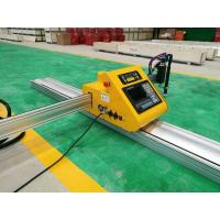 Wholesale Economic Plasma Cutting Machine For Iron and Steel / Portable CNC Plasma Cutter from china suppliers