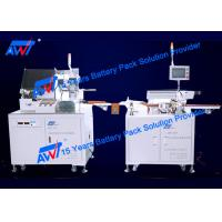 China Automatic 18650 Battery Spot Welder Sorting Insulation Paper Sticking And Spot Welding MT-20 on sale