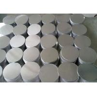 Wholesale Commercial Grade 3003 Aluminum Sheet Circle , DC Deep Drawing Aluminium Circles from china suppliers