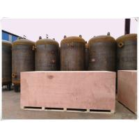 China Customized Size Diaphragm Pressure Tank , Bladder Water Pressure Tank on sale