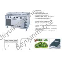 Best Marine Cooking range Electric Equipment Marine Galley Equipment With Oven wholesale