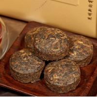 Wholesale Royal Grade Cooked Pu Erh Tea , Natural Pu Er Tea Mini Tuo Cha in Menghai, China from china suppliers