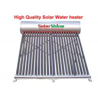 PLUS Series Vacuum Tube Solar Water Heater Polyurethane Insulation Material for sale