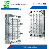 China 48 Cavity PET Preform Mould Valve Gated Type Without Tail Reduce Labor Force for sale