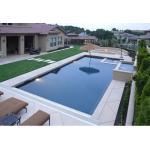 China Custom Features Austin Pool Builders , Swimming Pool Builders Austin Tx for sale