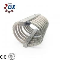 Wholesale Anti Impact Stainless Steel Wire Rope Spring Vibration Isolator for Transportation/Camera Reducing Noise & Vibration from china suppliers