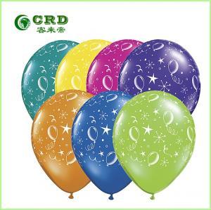 "11"" toy balloon helium manufacturer baby shower balloons"