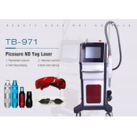 Wholesale Pico Second 755nm Nd Yag Laser Tattoo Pigmentation Removal Machine Freckles Removal from china suppliers