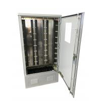 Buy cheap 900 Pairs / 1200 Pairs CCC SMC Copper Cable Cross Connection Cabinet MDF Main from wholesalers