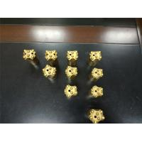 Wholesale 28 -42 Mm 6/ 7/11/12 Degree Tapered Button Bits For Mining Quarrying Tunneling from china suppliers