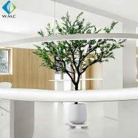 China Special Style Artificial Tree Plant , Fake Zanthoxylum Bungeanum Tree For Hotel for sale