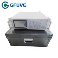 GF302D Three Phase Meter Calibration Equipment Test Bench With Phantom Load Power Source