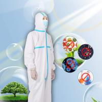 Wholesale Hospital Disposable Sterile Non Woven Surgical Gown Medical Clothing SMS/SMMS Material from china suppliers