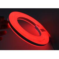 Wholesale Red Flexible Neon Rope Light , Double Side Super Flexible Neon Led Rope Lights from china suppliers