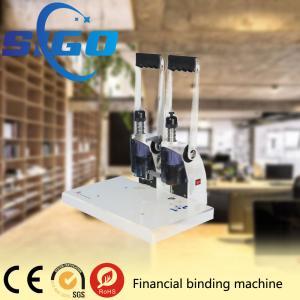 Wholesale S30 binding machine rivet tube binding machine financial binding machine factory supply from china suppliers