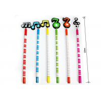 Wholesale Musical Personalized Pencils 6mm For kids With Colorful from china suppliers