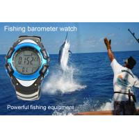 Outdoor sports barometer watch for fishing 30m waterproof FX706