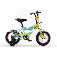 China Popular style bmx four wheel cycles gas kids bike for baby boys cheap price children exercise bicycle on sale