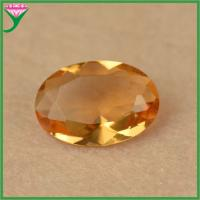 accessories supplies oval champagne glass semiprecious gems for jewelry for sale