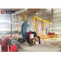 Wholesale Durable 10Tph Horizontal Fire Tube Boiler Lpg Fired Boiler Operate Automatically from china suppliers