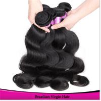Wholesale Brazilian Virgin Hair Weave Human Hair Extension in Stock Unprocessed Wholesale Body Wave from china suppliers