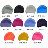 Wholesale colorful swim cap ,silicone swimming cap, Printing Swimming Cap ,Custom Silicone Swim Cap(CAP-1200) from china suppliers