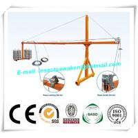Wholesale Building Column Suspension Jibs Wind Tower Production Line Durable from china suppliers