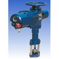 Buy cheap Adjustable intellectualized electric modulating actuators SND-ZTZ16000-1.5/40 from wholesalers