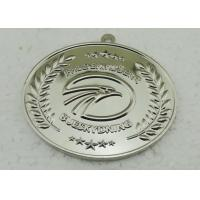 Buy cheap Customized Medallion For Running Competition Event , Baseball Medals With Heat Transfer Lanyard from wholesalers