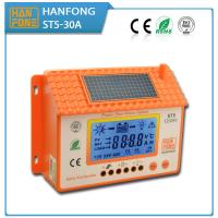12v/24v solar panel controller solar charge controller favorable price 20a China Hanfong for sale