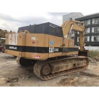 Buy cheap Second hand Caterpillar 330 excavator CAT E300B with original engine and pump from wholesalers