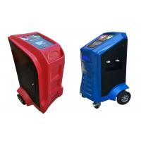 Wholesale Colorful Screen AC Refrigerant Flush Machine from china suppliers
