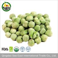 China Freeze Dried Green Peas Dried Garden Peas on sale