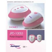 Angelsounds fetal Doppler CE and FDA marked, separate design between host and probe for sale
