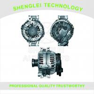 Assembly Type Bosch BMW Alternator ISO 16949 Standard with IR Regulator