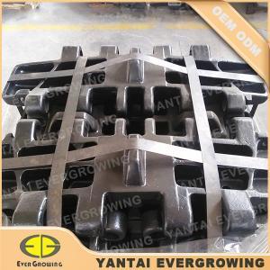 China Track Pads for Terex Demag 250 Ton CC1000 Lattice Boom Crawler Cranes on sale