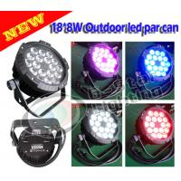 Best 18*8W(4in1) outdoor Flat  led par can wholesale