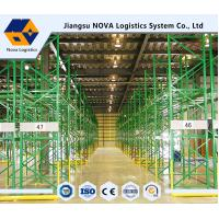 Wholesale Warehouse Industrial Storage, Q235B Pallet Storage ShelvesFor Handling Equipment from china suppliers