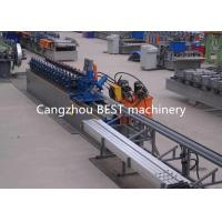 China Construction T Grid Cold Rolling Steel Bar Making Machine Ceiling Roll Forming Machine 5.5 kw for sale