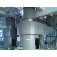 China SUS304 Spin flash drying machine for drying potato starch , capacity 1~10ton per hour ,heating source gas furnace for sale