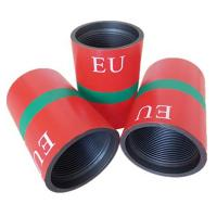China Casing with coupling/API 5ct stock casing coupling for connection of 4 12 to 20 for sale