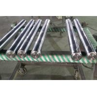 Industry Cold Drawn Steel Bar / Chrome Plated Steel Tube High Precision