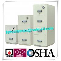 Best Steel Fireproof And Waterproof File Cabinet With Drawers For Documents wholesale