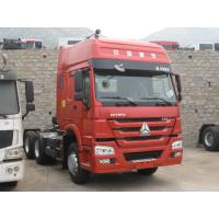 Construction Heavy Duty Prime Mover Vehicle RHD Or LHD 371 HP ZZ4257S3241W