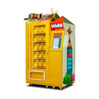 Wholesale Gifts / Drinks Self Service Vending Machine For Indoor / Outdoor Lucky House from china suppliers