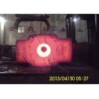 China High Strength Metal Carbon Steel Forging Open Die , Carbon Steel Piping on sale